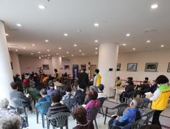 [사진] 백신 접종 기다리는 시민들
