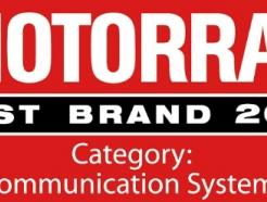 세나테크놀로지, 독일 '모토라드' 통신시스템부문 최고 브랜드상 수상