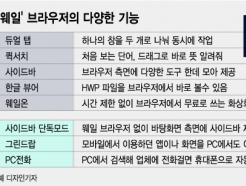 '신토불이' 네이버 웨일의 도전, 3년 내 구글 크롬 잡는다(상보)
