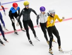 [사진] 김태성 '1000m 결승 1위'