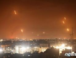 이스라엘-하마스 사태 '격화'…사망자 60여명으로 늘어나