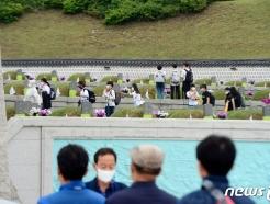 [사진] '민족선열 위한 추모'