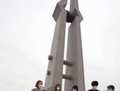 [사진] '오월 영령에 참배'