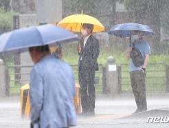[내일 날씨] 전국 흐리고 비…돌풍·천둥번개 동반한 집중호우