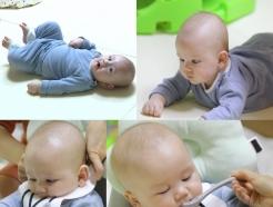 '슈돌' 사유리 아들 젠, 생애 첫 이유식 먹방…폭풍 성장