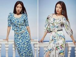 박신혜, 시원한 네크라인+과감한 슬릿 패션…화려한 미모 '눈길'