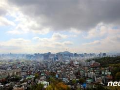 [내일 날씨] 구름 많다가 낮부터 '맑음'