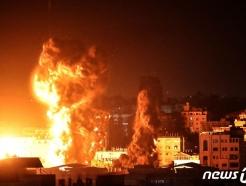 [영상] 일주일째 불타는 '가자지구'…이스라엘-팔레스타인 전면전?