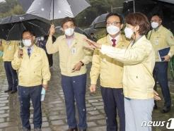 [사진] 우포따오기복원센터 방문한 한정애 장관