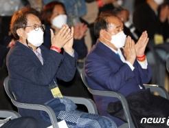 [사진] 5·18 전야제 참석한 조희연 교육감