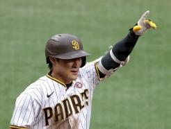 김하성, 콜로라도전 달아나는 1타점 적시타…4경기 연속 타점