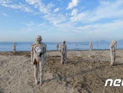 """""""일광해수욕장 전체가 전시공간""""…2021바다미술제10월16일부터 한달 간"""