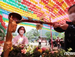 [사진] 하루 앞으로 다가온 부처님오신날