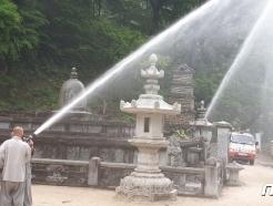 경남 사찰들 부처님오신날 방역 만전…행사 축소·식사금지 등