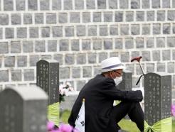 [사진] 80년 5월 당시 아들 잃은 아버지