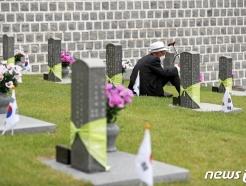 [사진] 41년 전 아들 잃은 아버지의 쓸쓸함