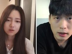 """'외질혜와 불륜 의혹' 지윤호, """"좋은 새 아빠"""" 댓글에 하트→취소"""