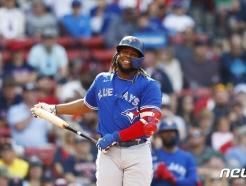 '홈런 1위' 게레로 주니어, 이틀연속 아치로 20홈런 고지…토론토는 연패 탈출