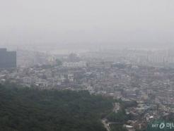 [내일 날씨] 안개 자욱한 월요일…서울 낮 기온 '31도'