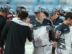 [사진] KT 위즈의 승리로 끝난 경기