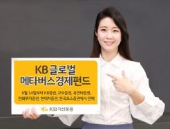 KB자산운용, 업계 최초 '메타버스' 펀드 출시