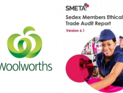 <strong>에코</strong>매스, 업계 최초 SEDEX의 글로벌 윤리감사 'SMETA' 인증 취득