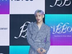 """'첫 솔로' 뱀뱀 """"음악 방송서 1위 하고파…나를 알리고파"""""""