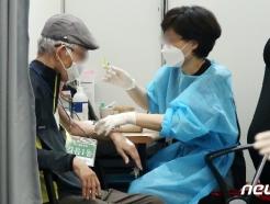 [사진] 코로나19 국민 4명중 1명 이상 접종