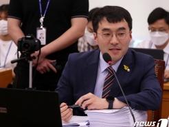 """김남국 """"윤석열과 토론 붙고 싶다…견학은 그만 다니시라"""""""