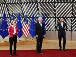 미국·EU, 항공기 보조금 분쟁 17년만에 '휴전'…中 견제 협력