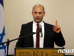 """이스라엘 신임 총리, 가자지구 공습 감행…""""방화 풍선 보복"""""""