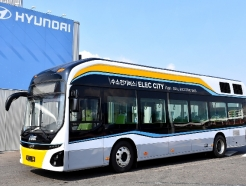울산시, 수소전기 하이브리드 버스 개발 및 서비스 실증 본격 착수