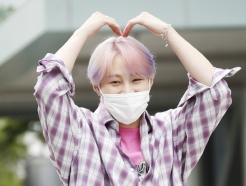 [사진] 하성운, 미소가 핑크 핑크