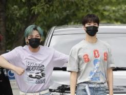 [사진] 김재현-이승협, 멋짐 안고 '컬투쇼'로