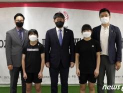 [사진] '2022 카잔 동계스페셜올림픽 선수 선발식'