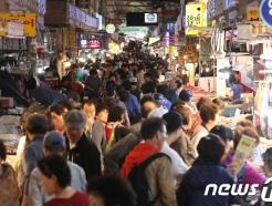 부산시, 전통시장 활성화 위해 '동백전 캐시백' 15% 상향·스마트 전환