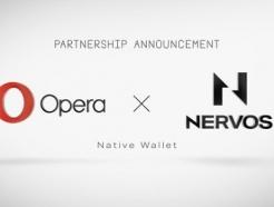 오페라 브라우저, 암호화폐 지갑 통해 너보스 블록체인 지원