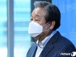 """김무성, '윤석열 X파일' 논란에 """"저와 전혀 관련 없다"""""""