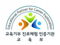 창직·진로교육 '메인콘텐츠', 2021년 교육기부 진로체험 인증기관 선정