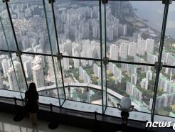 文정부 출범후 GDP대비 집값 총액 25%↑...朴·MB정부 땐 0%
