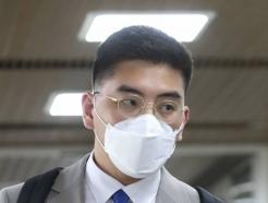"""'피고인' 최강욱 법정서 '폭발'한 '피해자' 이동재…""""내게 사과해라"""""""