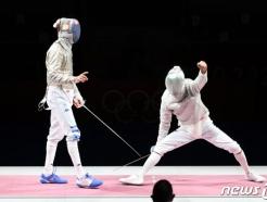 한국 2번째 메달은 펜싱 김정환, 사브르 개인전 동메달! [올림픽]
