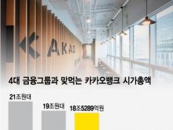 고래가 된 메기, 사실상 '카카오 <strong>금융</strong>그룹'