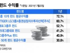 희비 엇갈린 그룹주펀드..현대차·<strong>LG</strong> 날고, 삼성 걸었다