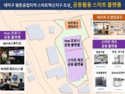 중기부, '대전 대덕·경북 영천' 스마트혁신지구에 2년간 40억 지원