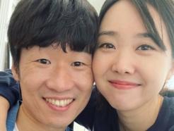 """김민지, 박지성과 결혼 7주년 자축…""""여전히 존경스러운 사람"""""""