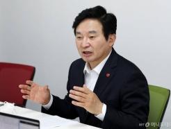 """원희룡 """"文정부의 공무원 '묻지마' 증원…미래에 폭탄 투척"""""""