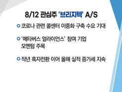[매매의 기술] 'SK바이오사이언스'가면 이종목도 따라간다!