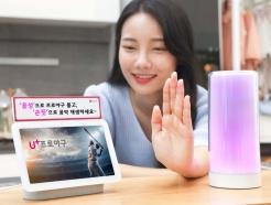 """""""손짓으로 음악 재생""""…<strong>LG</strong>U+ '구글패키지' 업그레이드"""