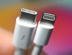 애플폰 충전케이블 C타입으로 바뀔까…EU, 충전기 표준화 법안 추진